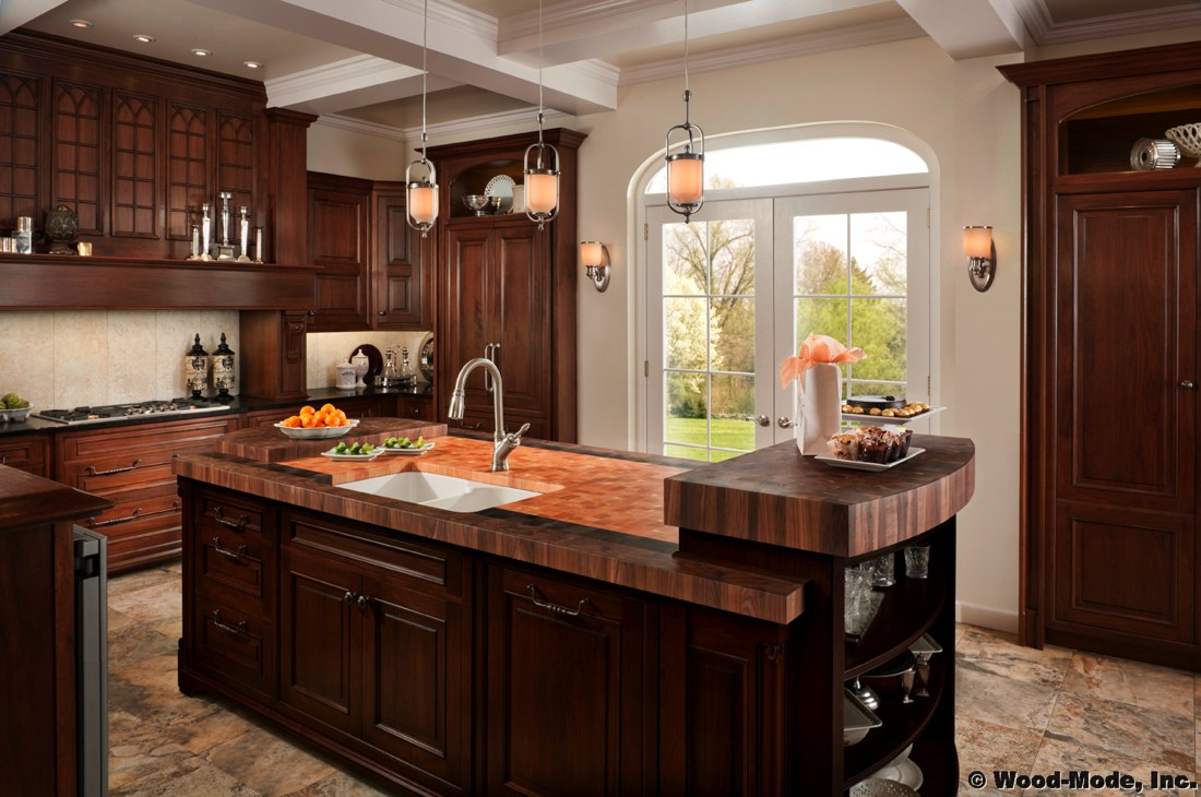 Wood Mode Custom Cabinetry in Kansas
