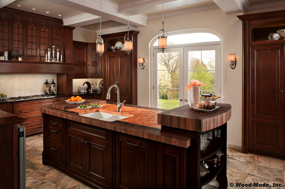 Wood Mode Custom Cabinetry in Kansas