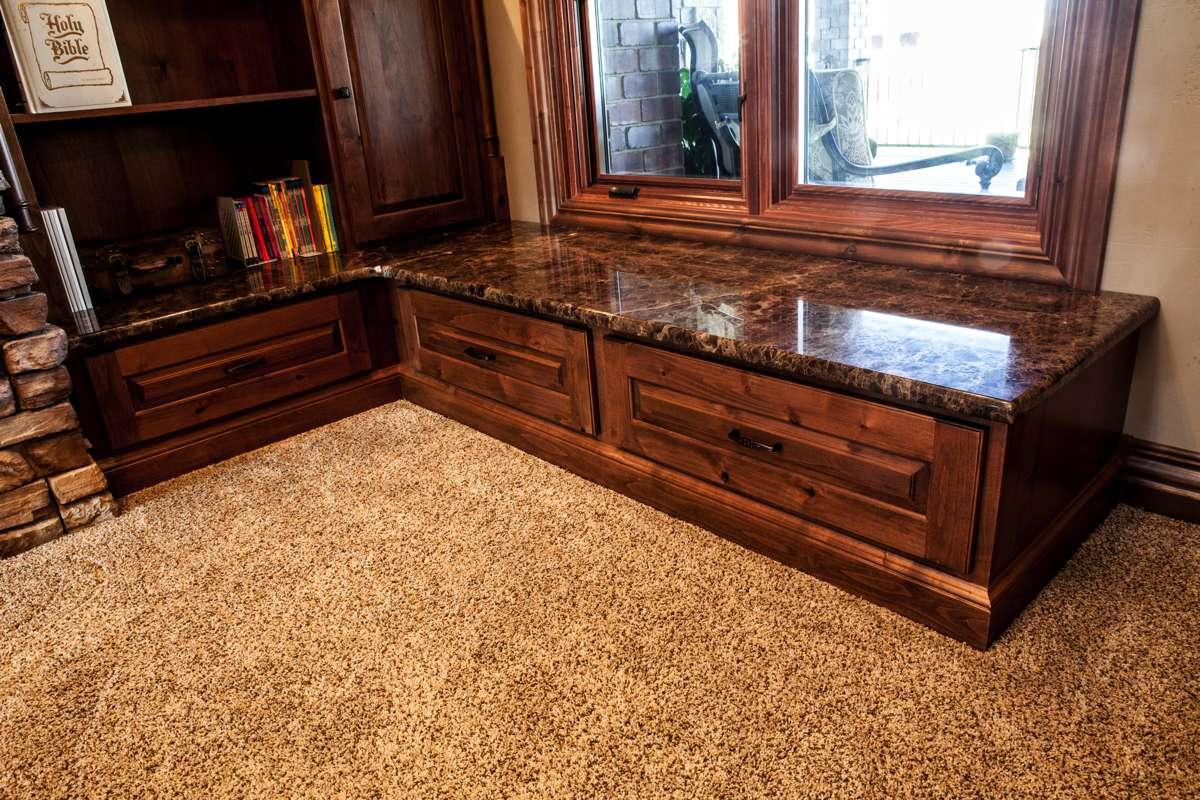 Custom cabinetry in Kansas