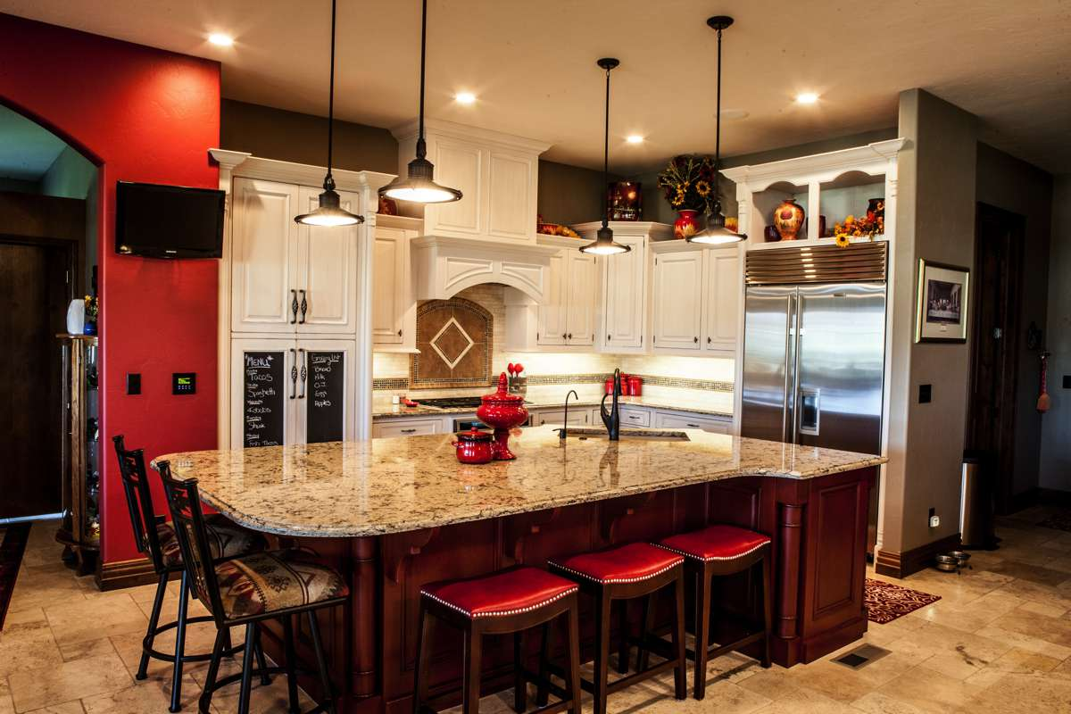 Custom cabinetry in Kansas
