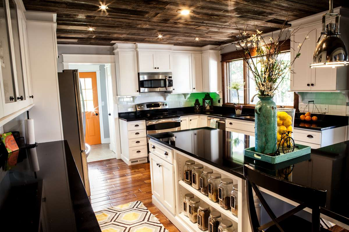 Choosing a kitchen countertop