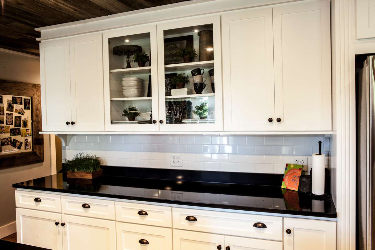 Kitchen cabinets in Dodge City