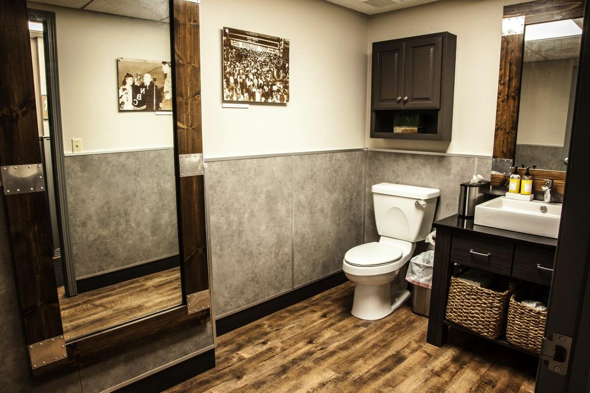 Bathroom renovation in Dodge City