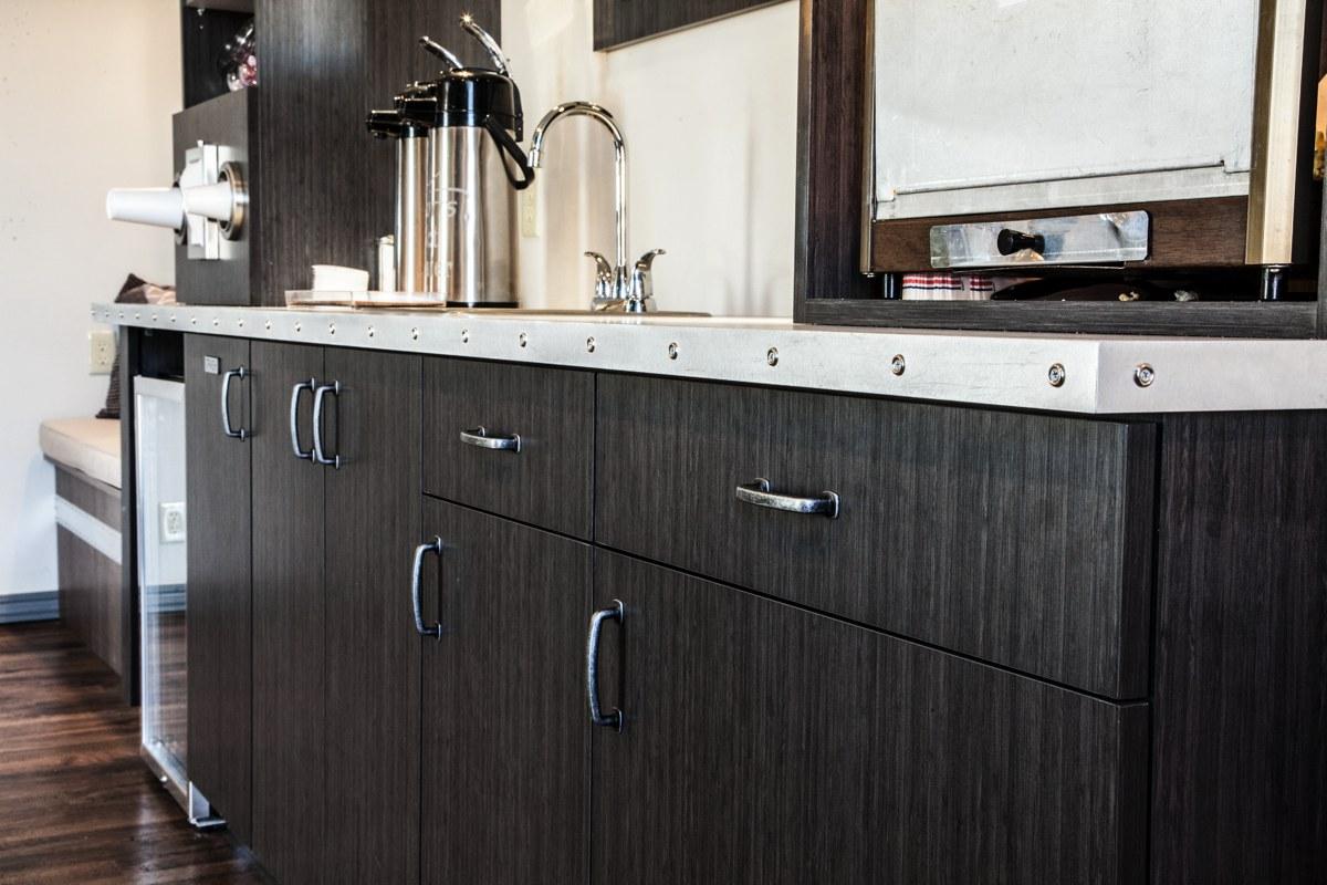 Custom cabinets in Dodge City