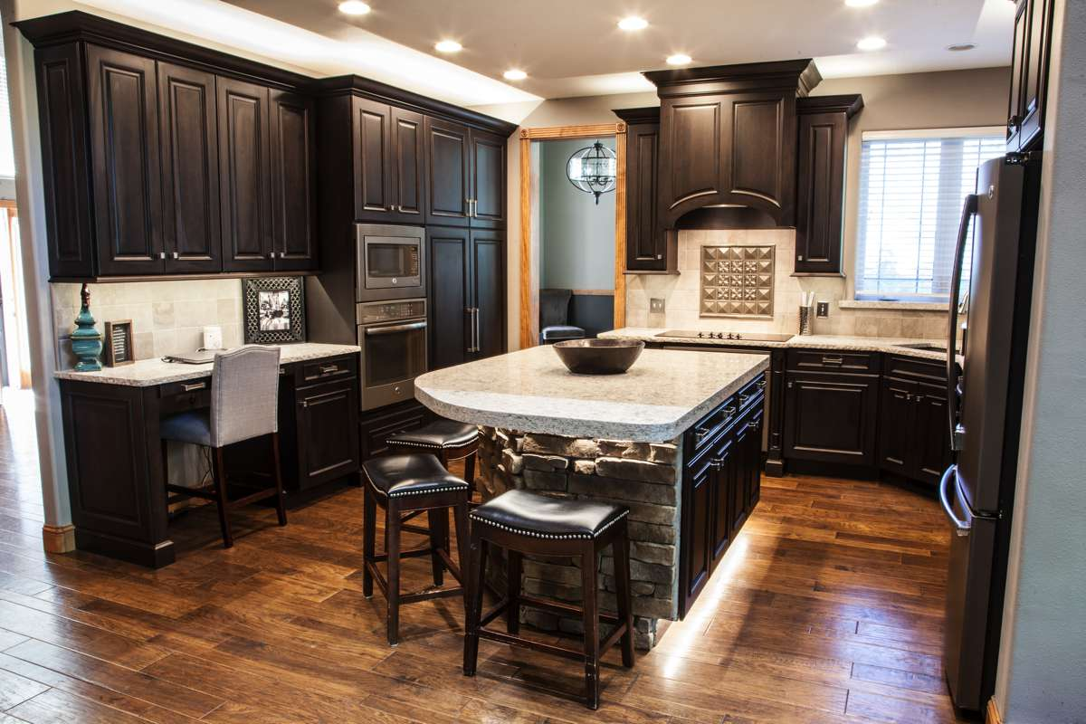 US made kitchen cabinetry and countertops