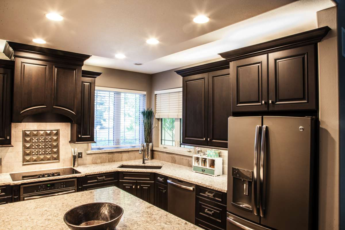 Kitchen renovations in Dodge City