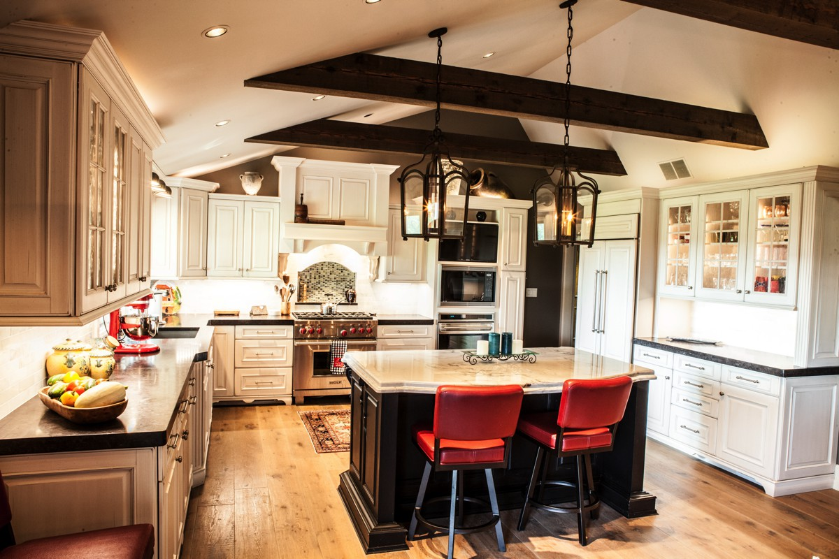 Kitchen design professionals in Kansas