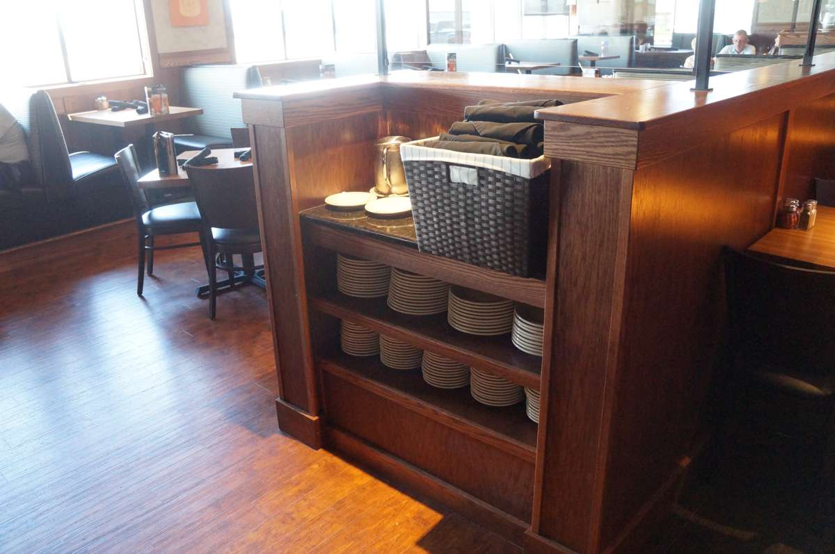Custom cabinetry and furniture in Kansas