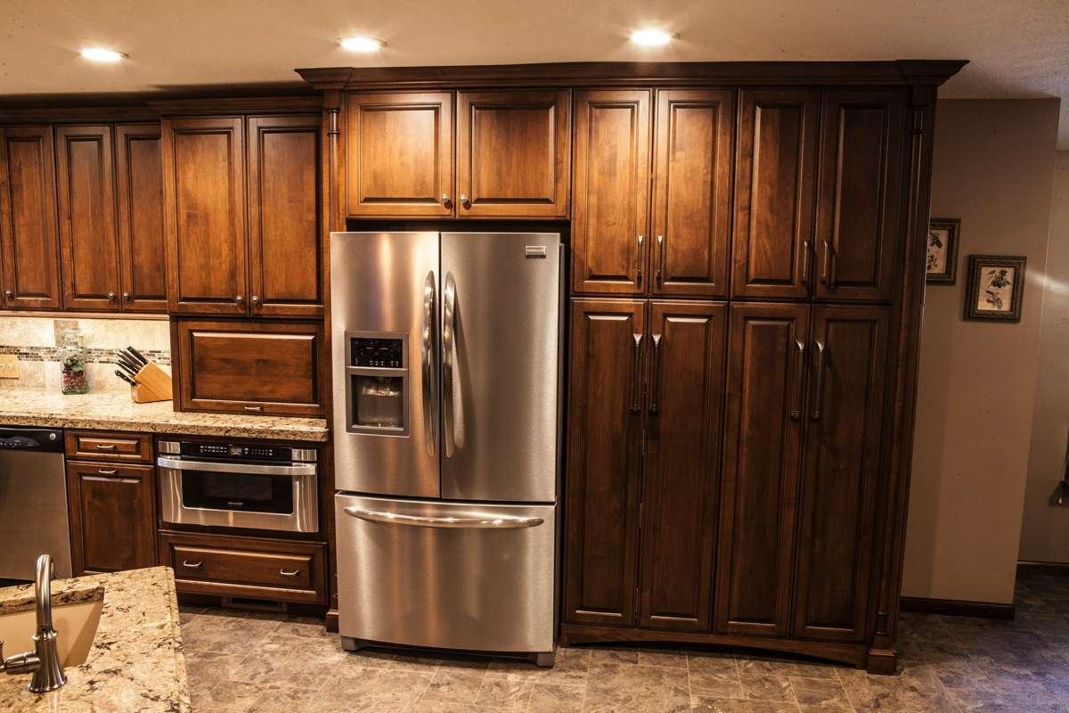 Custom kitchen remodel Kansas