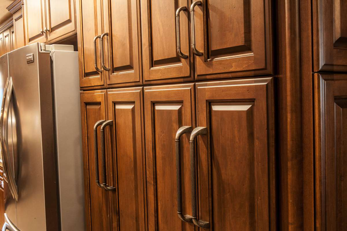 Custom kitchen design in Kansas