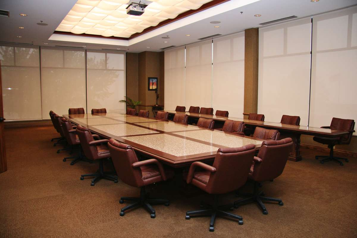 Custom office furniture in Kansas