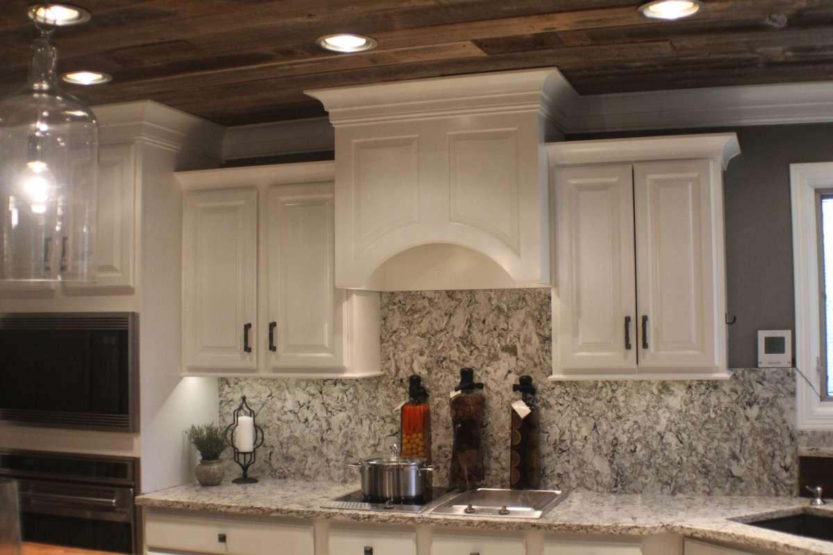 Keep white kitchen white