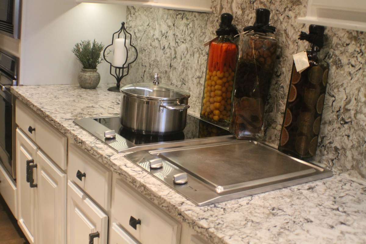 Choosing a kitchen countertop