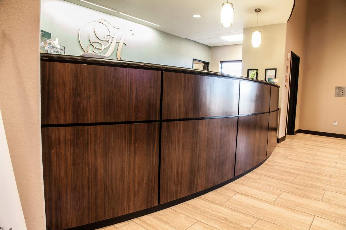 Custom casework and design for hospitality industry