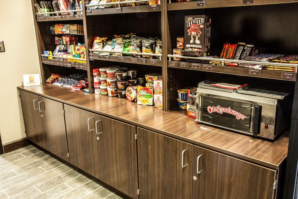 Custom cabinet and casework design in Kansas