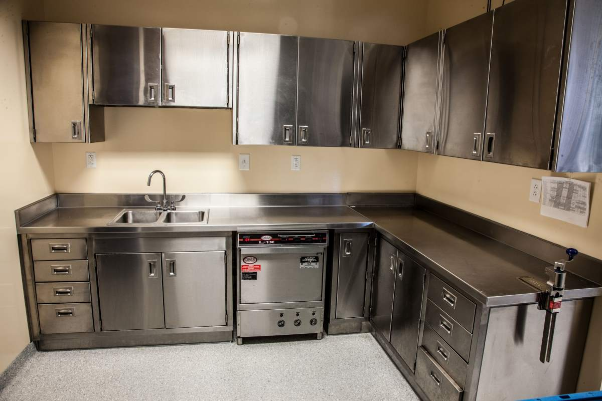 ... Stainless Steel Countertops For Commercial Kitchens. How ...
