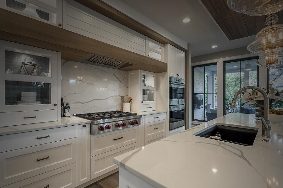 Kitchen design trends.