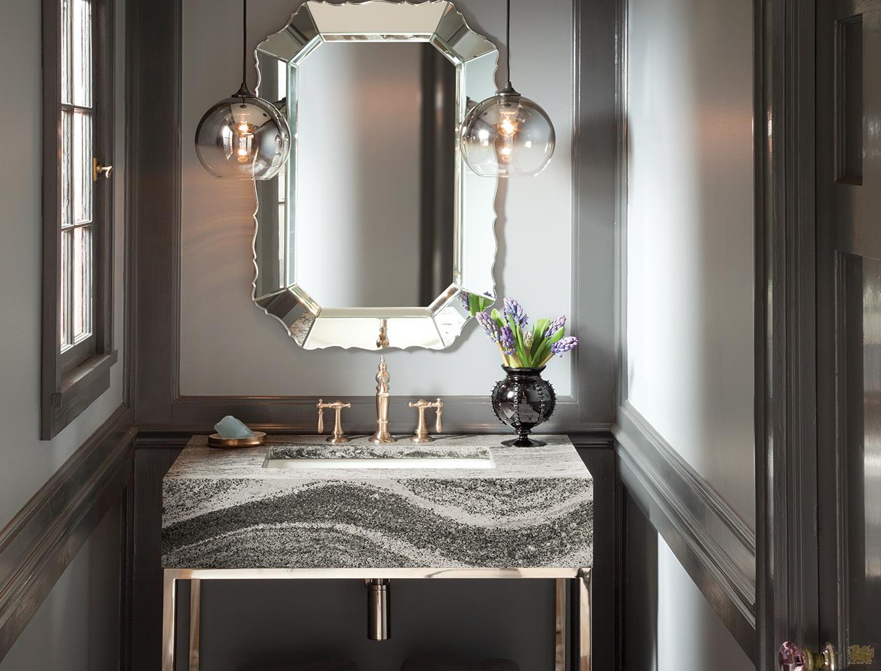 Cambria Style Bathroom