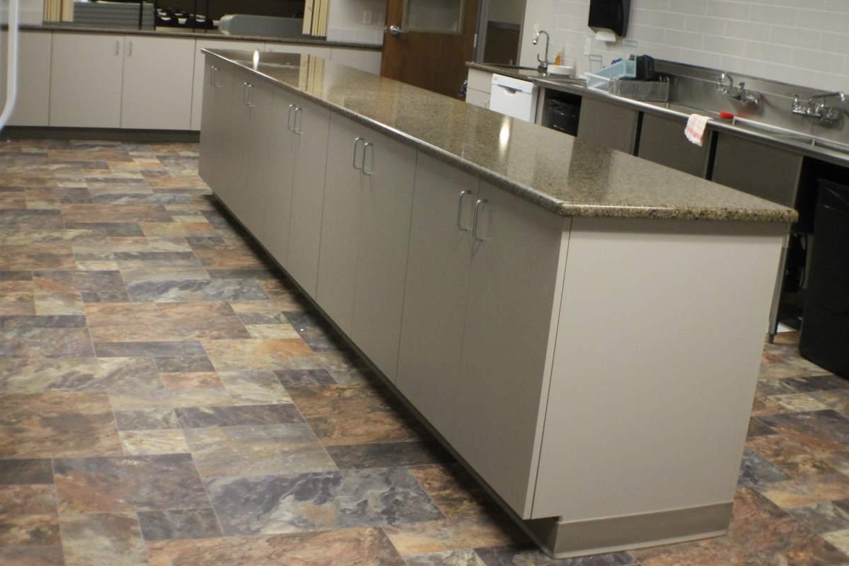 Commercial kitchen design Kansas