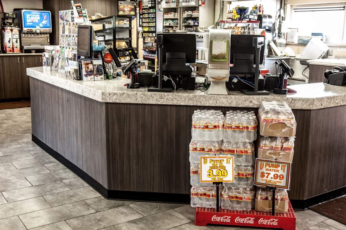 Custom design for convenience store