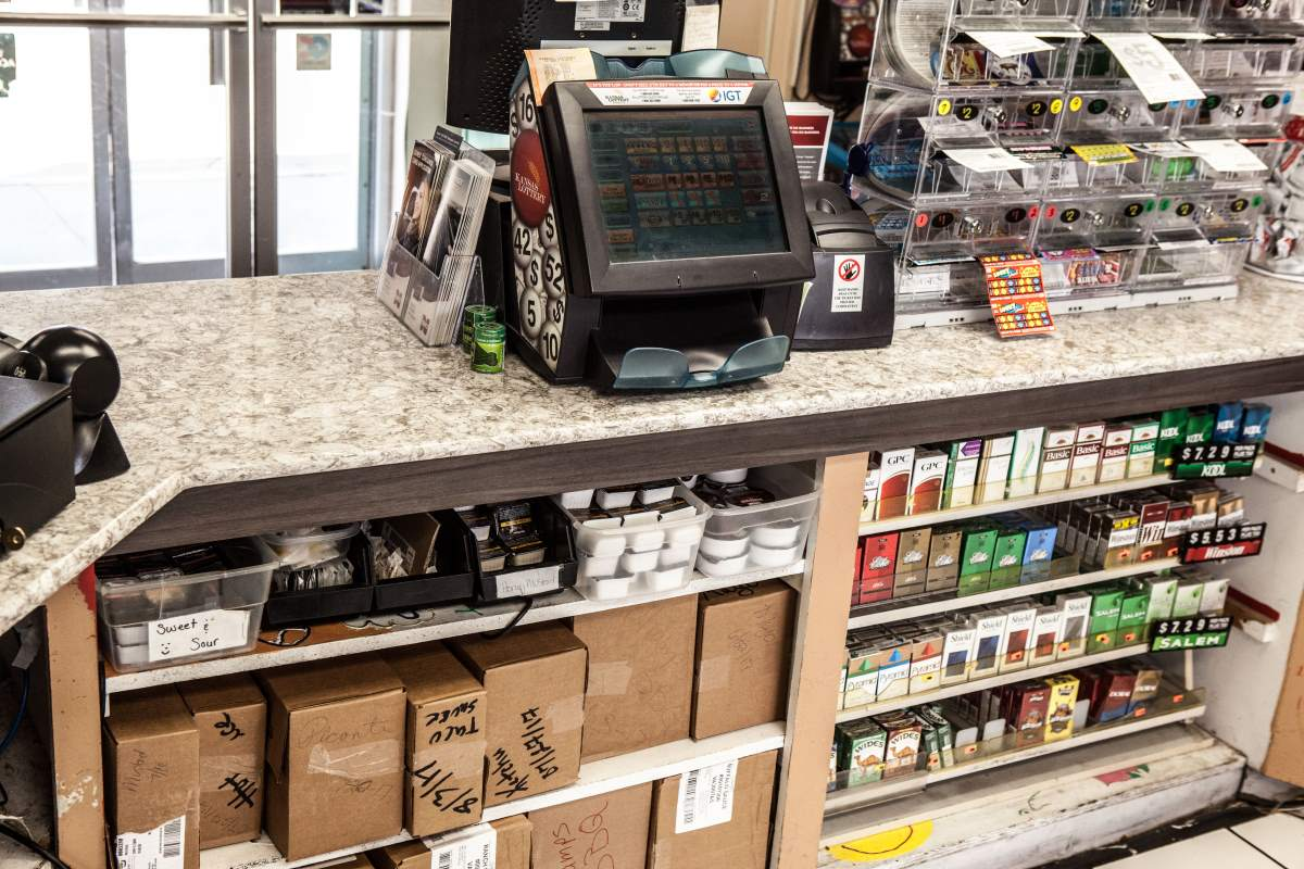 Designing a convenience store