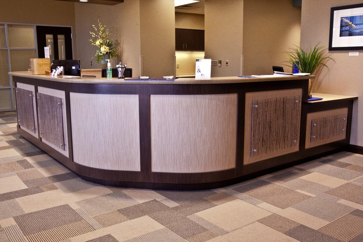 Design waiting room