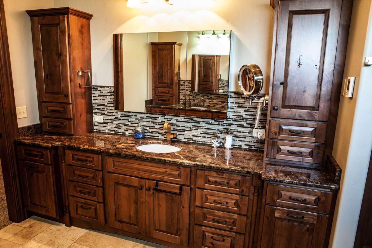Bathroom for Bogner Project