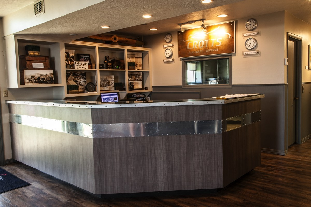 Commercial Remodel – Crotts Aircraft Service-005